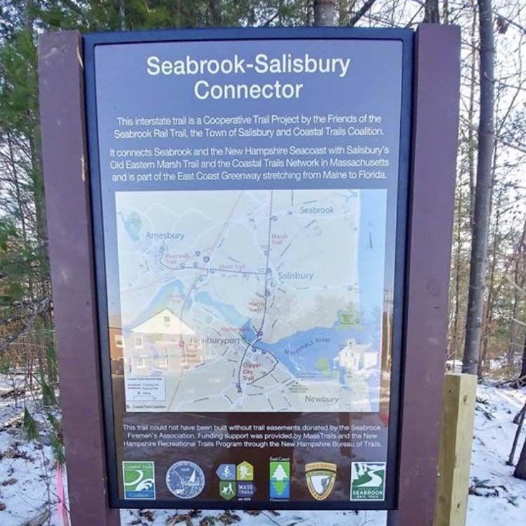 Seabrook Salisbury connector