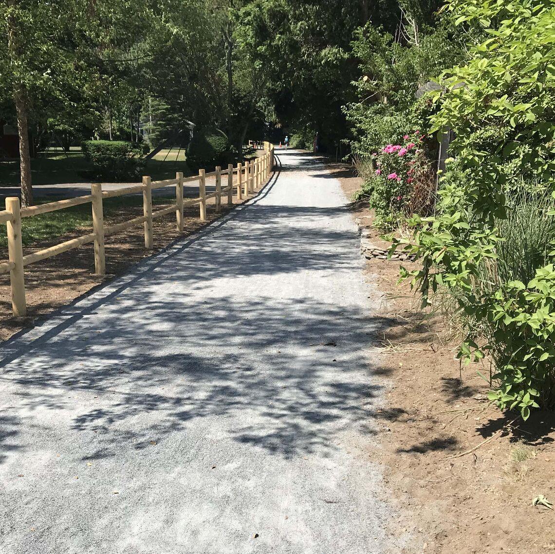 Swampscott Rail Trail